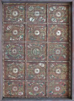 Ceiling Date: late 15th or early 16th century Geography: Made in, Tyrol, Austria