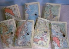Hey, I found this really awesome Etsy listing at http://www.etsy.com/listing/158111165/custom-travel-journal-wvintage-map-you