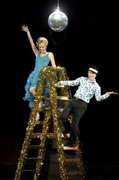 HSM1: Sharpay & Ryan's callback audition for the musical, a little Latin flair and a lot over the top!