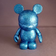 Sapphire Blue Mouse Custom Vinylmation