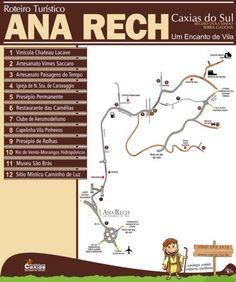 Roteiro Turístico Ana Rech.