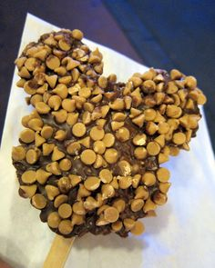 Peanut butter chocolate rice krispie treat  farrisandfosters.com