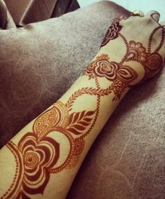 Basic Mehndi Designs, Modern Henna Designs, Khafif Mehndi Design, Floral Henna Designs, Latest Arabic Mehndi Designs, Henna Art Designs, Mehndi Designs For Girls, Mehndi Designs 2018, Stylish Mehndi Designs