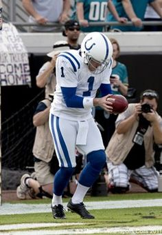 Pat McAfee. I wasn't sure whether to pin him under Beautiful Men or Sports.