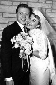 robert wagner and marion marshall wedding 196371 this