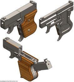 DAO .22 Mag - STEP / IGES,STL,SOLIDWORKS - 3D CAD model - GrabCAD