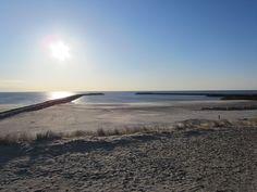 Hvide Sande - die neue Hafenmole #Dänemark #HvideSande #Nordsee
