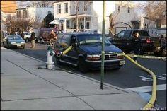 Ei kannatas parkkeerata autoa palopostin eteen
