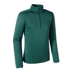MEDIUM:  Dave LOVES his red one and wears it all the time! Patagonia Men\'s Capilene\u00AE Midweight Zip-Neck - Arbor Green ABRG