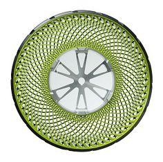 Airless tire developed by Bridgestone. No more flat tires!