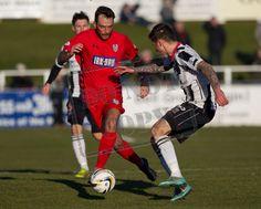 Darren Miller weaves his way through the Elgin defence