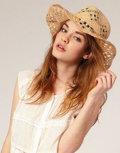 Retro Hats Collection For Spring And Summer 2013 Stylish Hats e63912c8645a