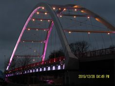Most Portowy  Kołobrzeg,Poland