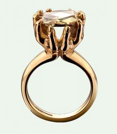 Solange Azagury Patridge, Offering Ring