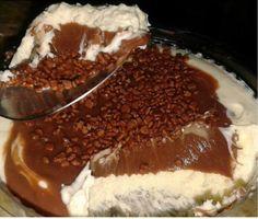 Mundo da Jujuh: Sobremesa de Leite Ninho #Terça-feira