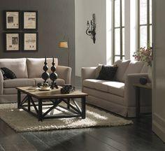 ... , landelijke stijl, tijdloos modern, design, boxsprings, slaapkamers