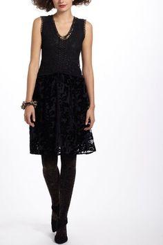 Anthropologie Chantilly Eve Dress - Lyst