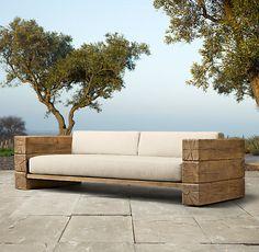 Sofá de 3, 4 o 5 plazas estilo Gran Jefe