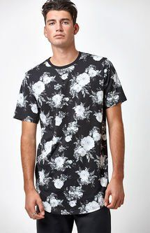 Harris Floral Scallop T-Shirt