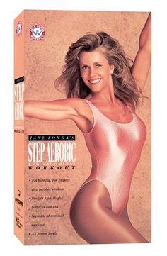 Jane Fonda's Step Aerobic and Abdominal Workout [VHS] Warnervision http://www.amazon.com/dp/6302872162/ref=cm_sw_r_pi_dp_rHLswb0YY851D