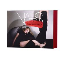 @NARS Cosmetics Crime of Passion ($59): At specialty and select department stores only on Nov. 1. Click to see the entire Nars x Guy Bourdin Holiday collection!