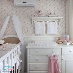 Papel de parede infantil e casa Estampado Floral - FP811038