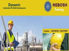 Just Contact for NEBOSH in Patna,NEBOSH Training in patna,NEBOSH Course in patna bihar.DISD provides well training on nebosh in patna or nebosh course in patna call - 7481978997