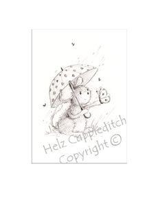Позитивные иллюстрации Helz Cuppleditch