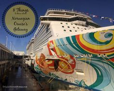 8 Things to Know About Norwegian GETAWAY Cruise | TripleThreatMommy #familytravel #travel #cruiseship
