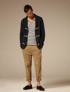 hello sailor, casual weekend wear // menswear Spring + Summer style