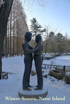 Winter Sonata, Nami Island, South Korea