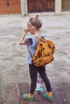 The Best Backpacks for Stylish Kids and Grown Ups - The Effortless Chic