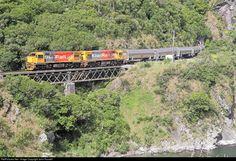 RailPictures.Net Photo: 4012 KiwiRail EMD G22AR DC at Near Woodville, New Zealand by John Russell