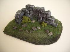 ▶ Wargames Terrain: Ruins (Part 2) Tutorial / Guide - YouTube