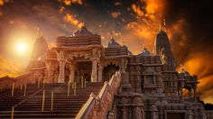 Photo A Hindu Temple in the city by Apollo Reyes on 500px