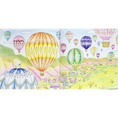 おはようございます♡  最近、水彩色鉛筆の持っていない色を追加しようと考え中です。 どの色にしようか考えていると全色欲しくなるという…(^_^;) きっと買っちゃうんだろうな〜 #コロリアージュ #coloriage #大人の塗り絵 #おとなの塗り絵 #coloringbook #coloringbooks #adultcoloring #coloringbookforadult #ロマンティックカントリー #水彩色鉛筆 #farbercastel #パステル画 #pastels