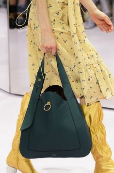 Mulberry at London Fashion Week Spring 2018 - Details Runway Photos