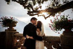 Like in Star Wars!!! Villa del Balbianello, lake Como, Italy. Italian wedding photographers. See more here: http://photographers.photo27.com/en/blog/309-we-like-in-star-wars