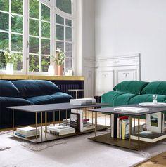 Coffee Table Ideas for 2018 / 2019  | www.bocadolobo.com #bocadolobo #luxuryfurniture #exclusivedesign #interiodesign #designideas #furniture #furnitureideas #homefurniture #coffeetable #sidetable
