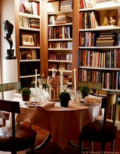 DINE-IN LIBRARIES