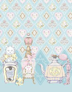 Angelic Pretty Parfum of Wonderland