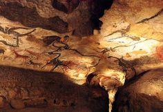 Grotte de Lascaux, vers 15000-10000 av JC, en France
