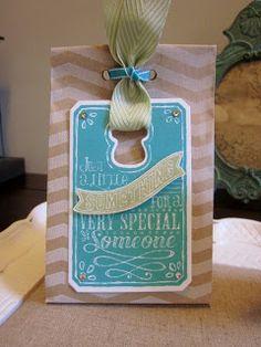 Wednesday, July 24, 2013Sweet Treats Pretty Provisions: Chalk Talk, Tag a Bag