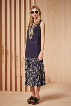 Tory Burch, Look #10