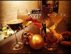 Winter #cocktails_The Park #Bar #Milano, Park Hyatt Milan, Italy