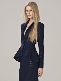 Carla Zampatti suit.  Southern hemisphere Winter 2012. Sublime cut.