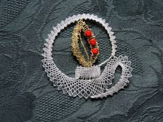 Crochet Earrings, Creations, Xmas, Brooch, Lace, Comme, Voici, Jewelry, Album