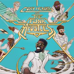 Na een bezoek aan Engeland, dat eindigt met een concert op 16 november in Jazz Café in Camden (Londen), komen Cory Henry & The Funk Apostles naar Nederland.