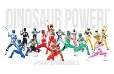 Dinosaur Power!