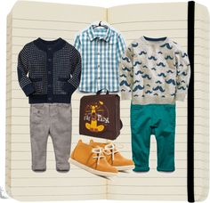 """""""Too Cool for Preschool"""" by boysbecool on Polyvore"""